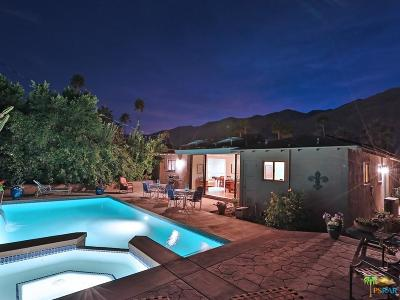 Palm Springs Single Family Home For Sale: 646 South Camino Real