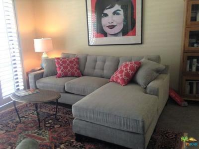 Palm Springs Condo/Townhouse For Sale: 505 South Farrell Drive #J60
