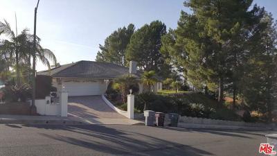 Glendale Single Family Home For Sale: 3944 Karen Lynn Drive