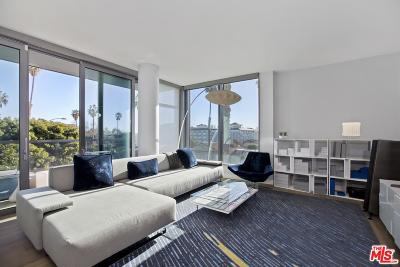 Santa Monica Condo/Townhouse For Sale: 1755 Ocean Avenue #304