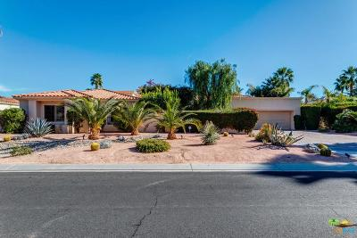 Rancho Mirage Single Family Home For Sale: 39580 Keenan Drive