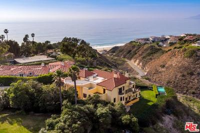 Malibu Single Family Home For Sale: 29437 Bluewater Road