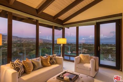 Malibu Single Family Home For Sale: 29133 Grayfox Street