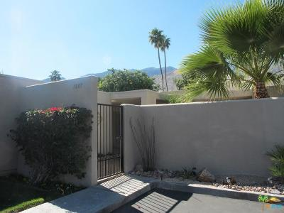 Palm Springs Condo/Townhouse For Sale: 1807 South La Paloma