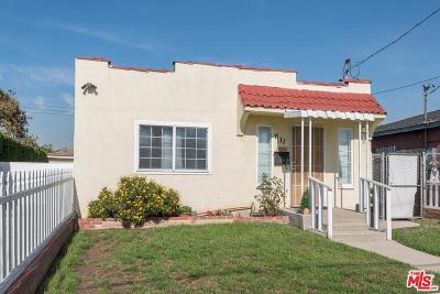 Inglewood Single Family Home For Sale: 611 Magnolia Avenue