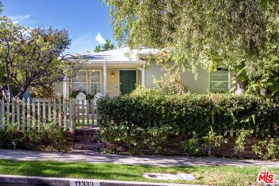Los Angeles Single Family Home For Sale: 11333 Albata Street