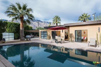 Palm Springs Single Family Home For Sale: 1109 North Sunrise Way