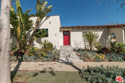 Los Angeles Single Family Home For Sale: 8871 Gibson Street