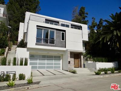 Single Family Home For Sale: 6607 Cahuenga Terrace
