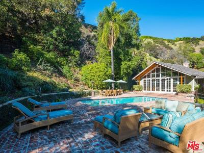 Beverly Hills CA Single Family Home For Sale: $3,995,000