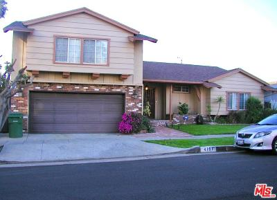 Single Family Home For Sale: 4757 Don Miguel Drive