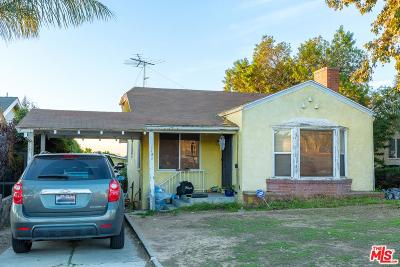 Inglewood Single Family Home For Sale: 4430 West 64th Street