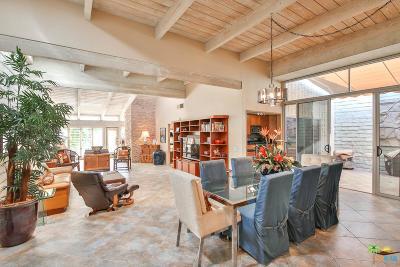 Palm Springs Condo/Townhouse For Sale: 1211 Otono Drive