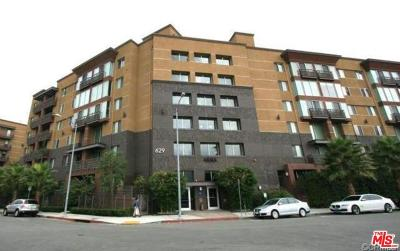 Los Angeles Condo/Townhouse For Sale: 629 Traction Avenue #104