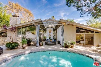 Sunset Strip - Hollywood Hills West (C03) Single Family Home For Sale: 2051 Outpost Drive
