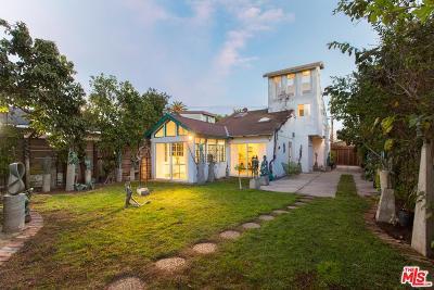 Venice Single Family Home For Sale: 652 Santa Clara Avenue