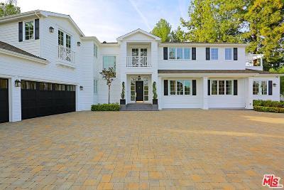 Tarzana Single Family Home For Sale: 4981 Amigo Avenue
