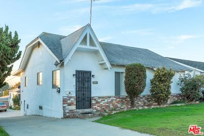 Inglewood Residential Income For Sale: 4436 West 64th Street