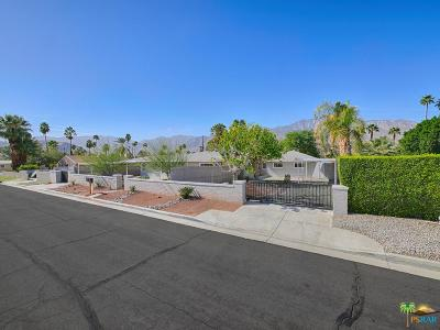 Palm Springs Single Family Home For Sale: 677 South Mountain View Drive