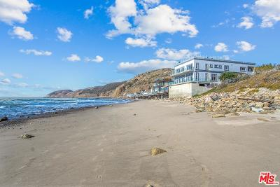 Malibu Single Family Home For Sale: 42500 Pacific Coast Highway