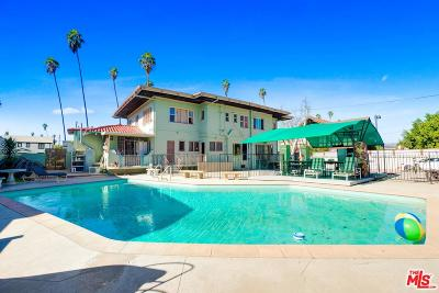 Hancock Park-Wilshire (C18) Single Family Home For Sale: 1240 Arlington Avenue