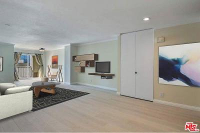 Los Angeles County Condo/Townhouse For Sale: 10751 Wilshire Boulevard #1004