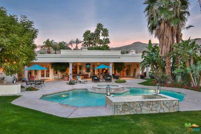 Palm Springs CA Single Family Home For Sale: $1,699,000