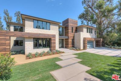 Tarzana Single Family Home For Sale: 4607 Vanalden Avenue