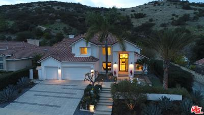 Westlake Village Single Family Home For Sale: 2253 Kirsten Lee Drive