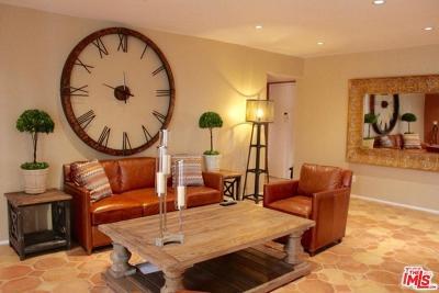 Toluca Lake Condo/Townhouse For Sale: 4445 Cartwright Avenue #105