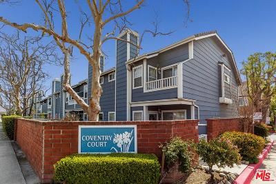 Simi Valley CA Condo/Townhouse For Sale: $390,000