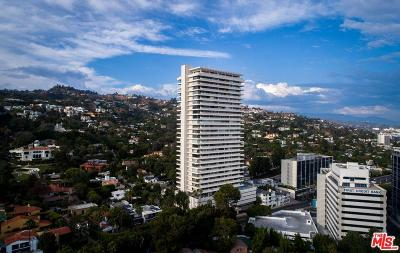 Sunset Strip - Hollywood Hills West (C03) Condo/Townhouse For Sale: 9255 Doheny Road #1706