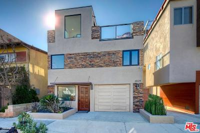 Los Angeles County Single Family Home For Sale: 6524 Vista Del Mar