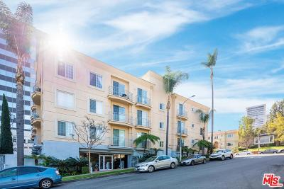 Los Angeles Condo/Townhouse For Sale: 9880 Vidor Drive #103