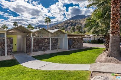 Palm Springs Condo/Townhouse For Sale: 191 West Merito Place