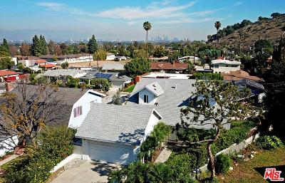 Culver City Single Family Home For Sale: 3838 Crestview Road