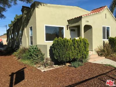 Compton Single Family Home For Sale: 1103 East Golden Street