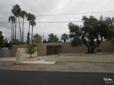 Palm Springs Rental For Rent: 560 West Via Escuela