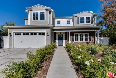 Valley Village Single Family Home For Sale: 11623 Morrison Street