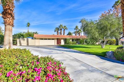 Palm Desert Single Family Home For Sale: 74980 Fairway Drive