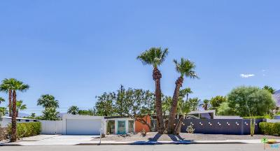 Palm Springs Rental For Rent: 805 East Racquet Club Road
