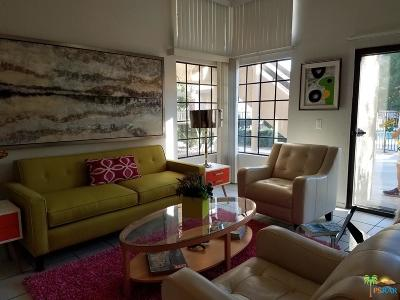 Palm Springs Condo/Townhouse For Sale: 2601 South Broadmoor Drive #12