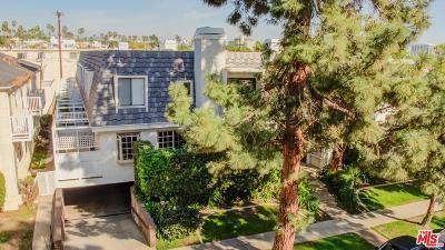 Santa Monica Condo/Townhouse For Sale: 1037 16th #3