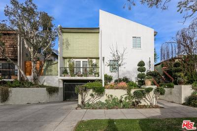 Santa Monica Condo/Townhouse For Sale: 1837 11th Street #3