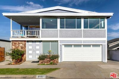 Single Family Home For Sale: 8116 Calabar Avenue