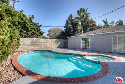 Single Family Home For Sale: 2510 Barry Avenue