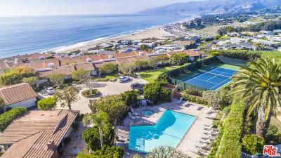 Malibu CA Condo/Townhouse For Sale: $2,195,000