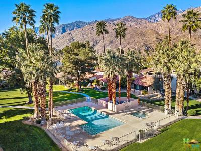 Palm Springs Single Family Home For Sale: 1245 Otono Drive