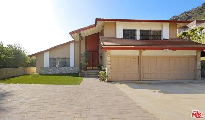 Beverly Hills Single Family Home For Sale: 9814 Curwood Place