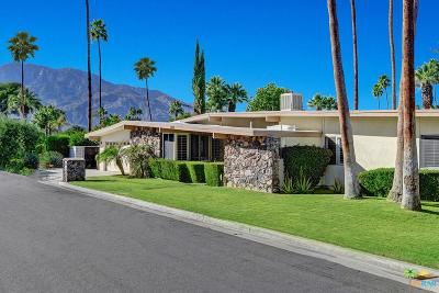 Palm Springs CA Single Family Home For Sale: $550,000
